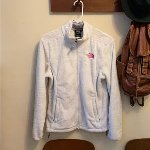 Woman's north face jacket size small
